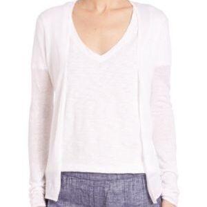 New ❗️Theory linen / size small